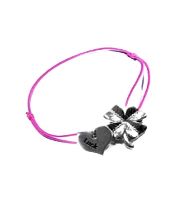 bracelet luck & love rose