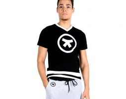 t-shirt-logo-noir-duho-mode-latino-chino-nacho