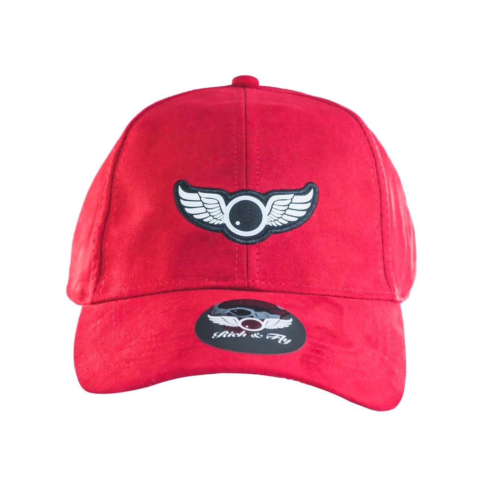 casquette-daddy-yankee-rich-n-fly-rouge 59b3f1224920