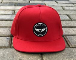 rich-fly-3d-rubber-patch-red-snapback