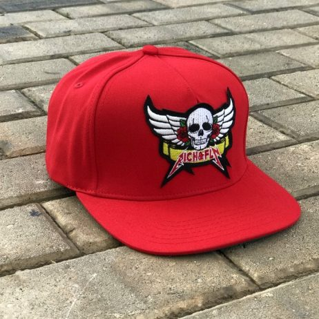 rich-fly-skull-roses-red-snapback-1